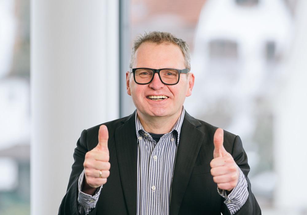 Andreas Probst, Leiter Wohnverbund Wägwiiser