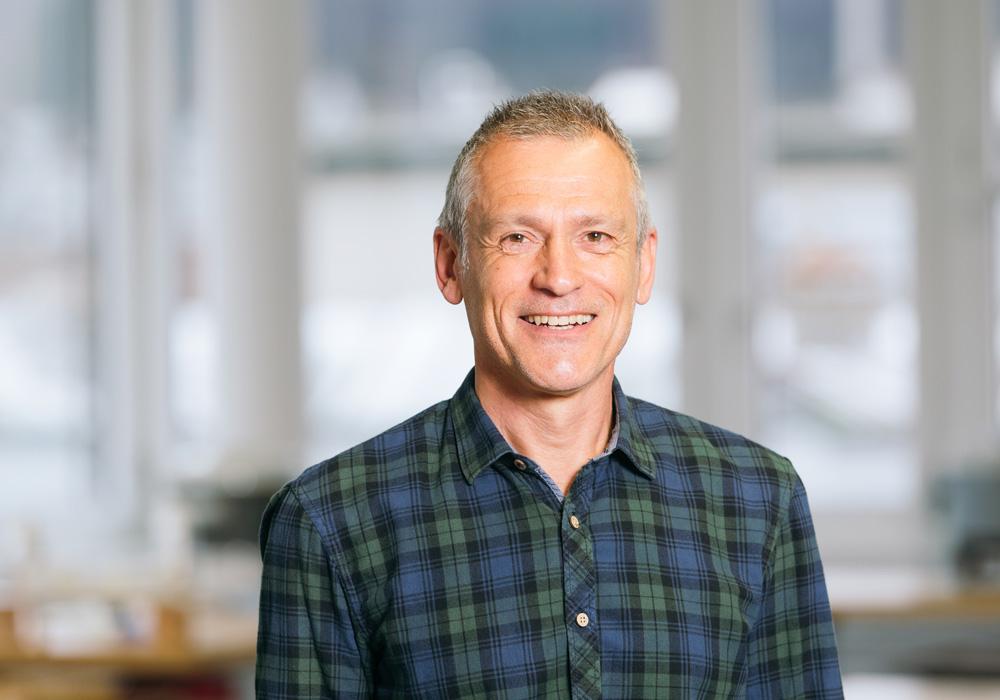 Fabian Bussinger, Leiter Arbeit