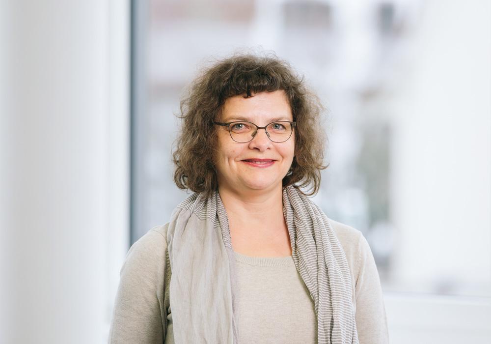 Harieta Imhof, Stv. Leiterin Wohnverbund Wägwiiser,<br /> Teamleiterin Wohngruppe Niederdorf