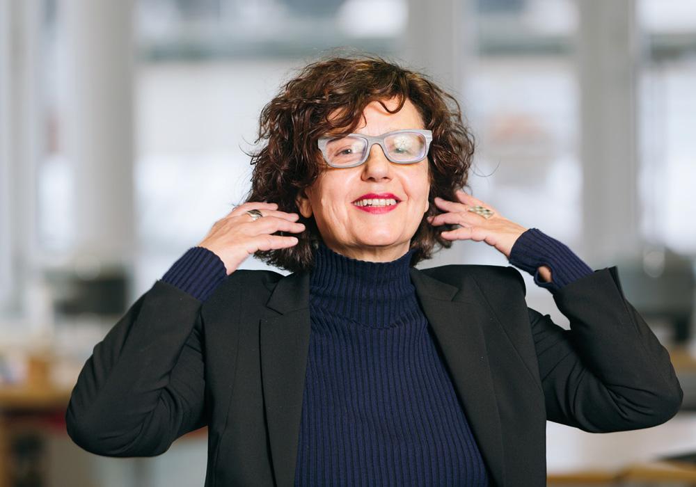 Jacqueline Etter, Leiterin Job Coaching
