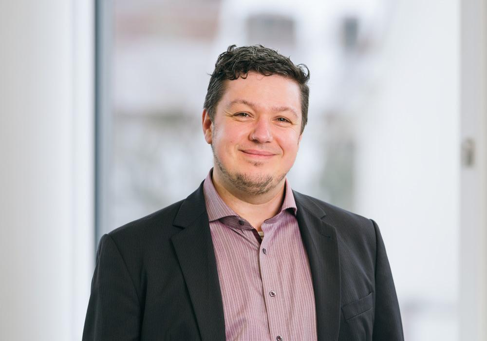 Manuel Bächle, Leiter Wohnheim Windspiel