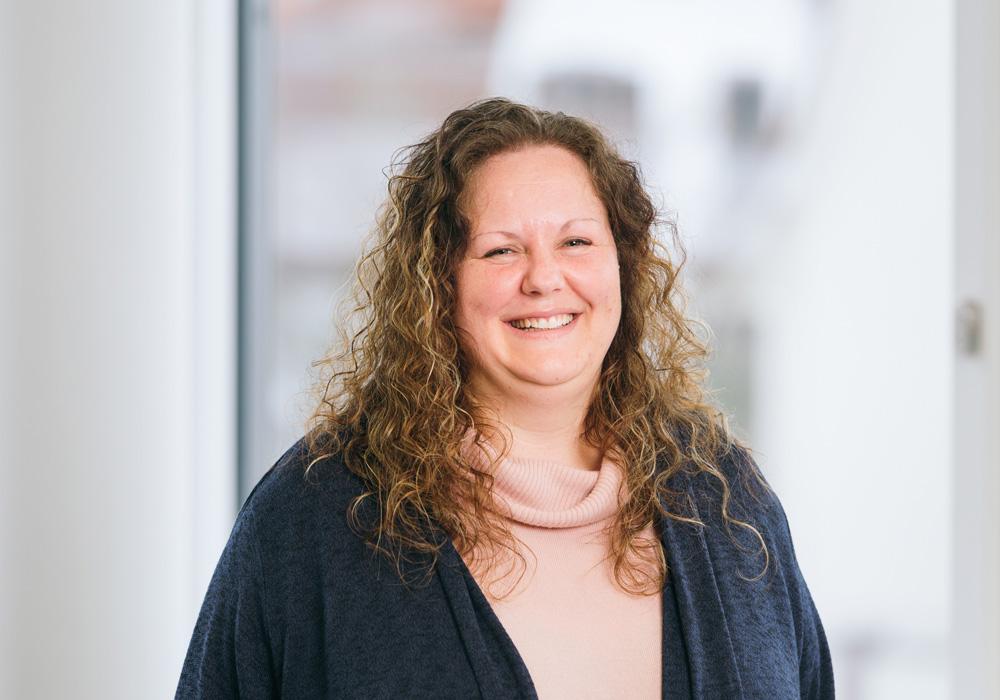 Nadine Graban, Stv. Leiterin Wohnheim Windspiel,<br /> Teamleiterin WGs Mistral und Bora