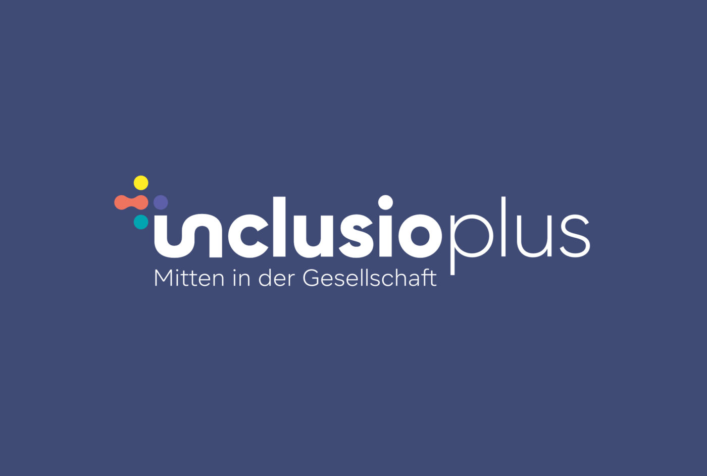   inclusioplus News & Veranstaltungen · Arbeiten und Wohnen mitten in der Gesellschaft