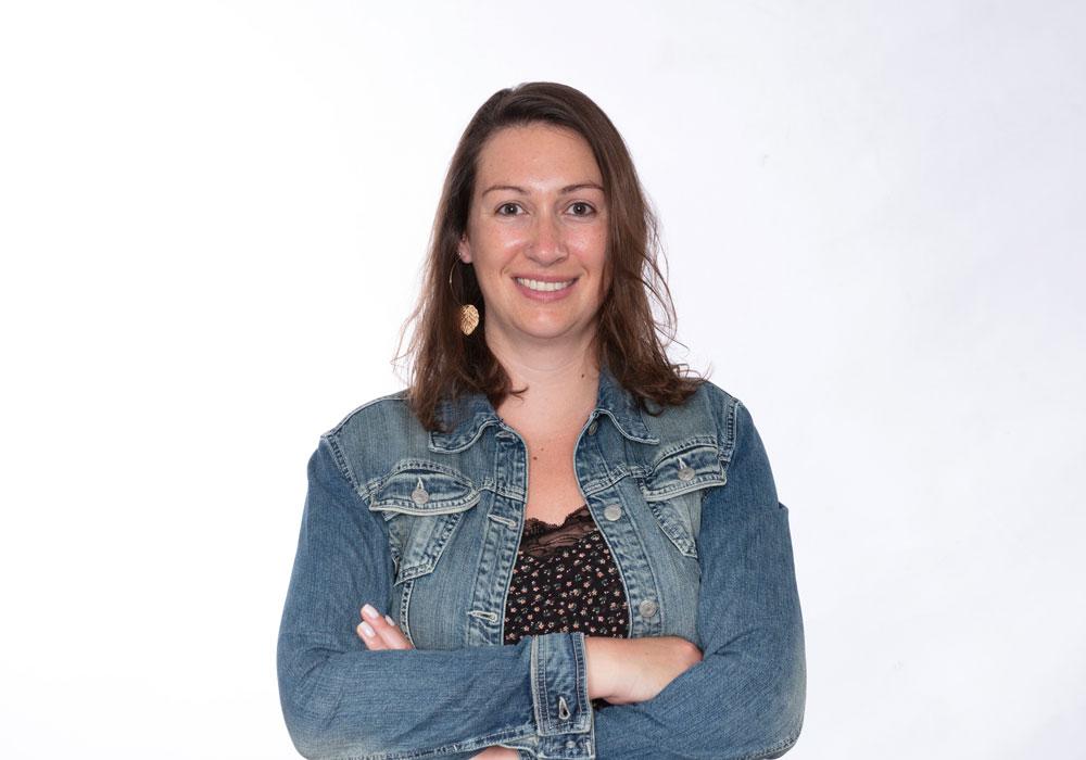 Nathalie Lötscher, Leiterin Wohnverbund, Projektleiterin